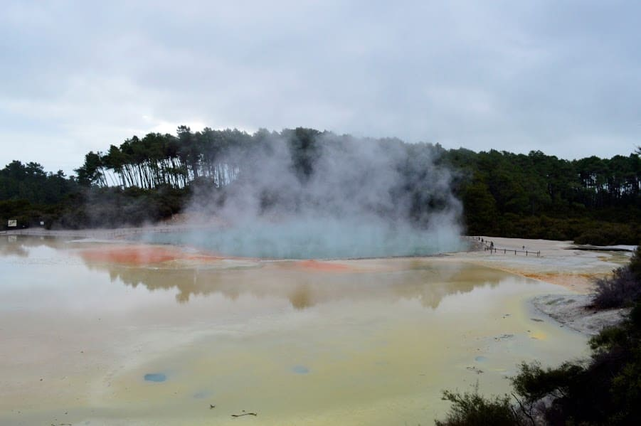 Maori Tapu: Wai O Tapu Thermal Wonderland - A NZ Must Do!