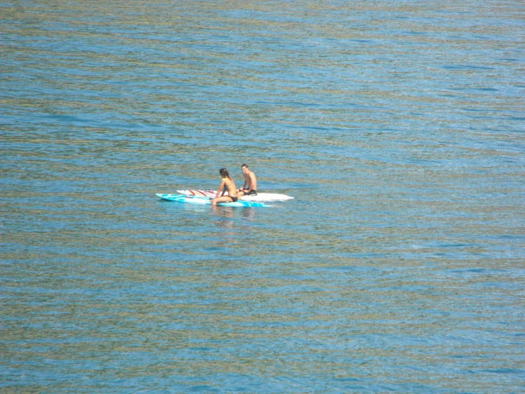 Lunch time Kayak?