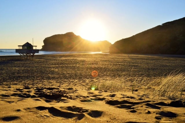 Bethall's Beach - West is Best!