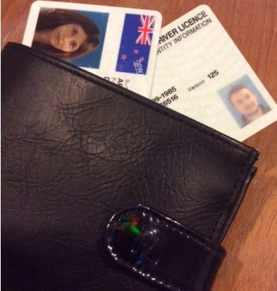 NZ Drivers License's - Check!