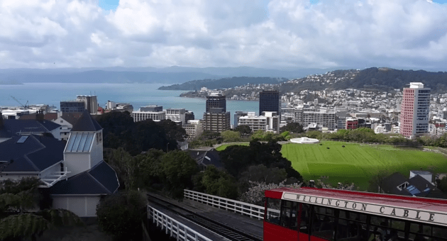wellington Going NZ