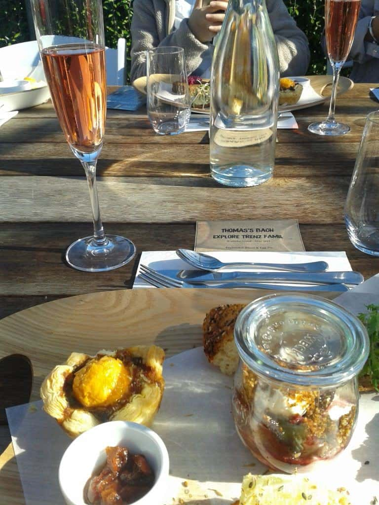 High Tea at Batch Winery