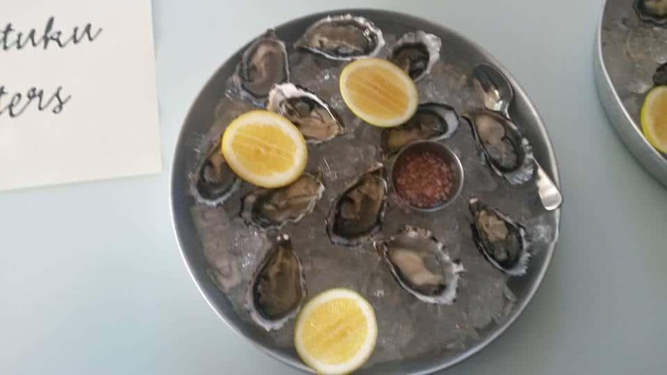 Oyster Inn Mussels!