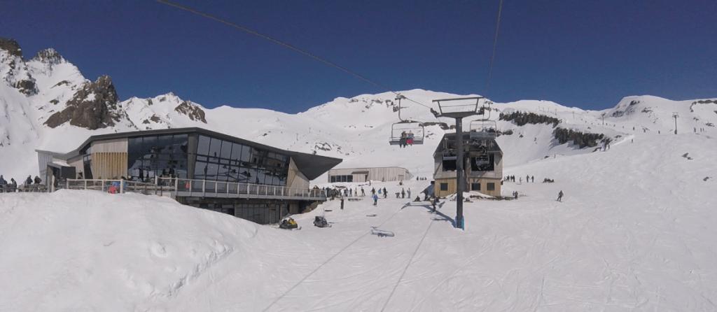 ski knoll ridge