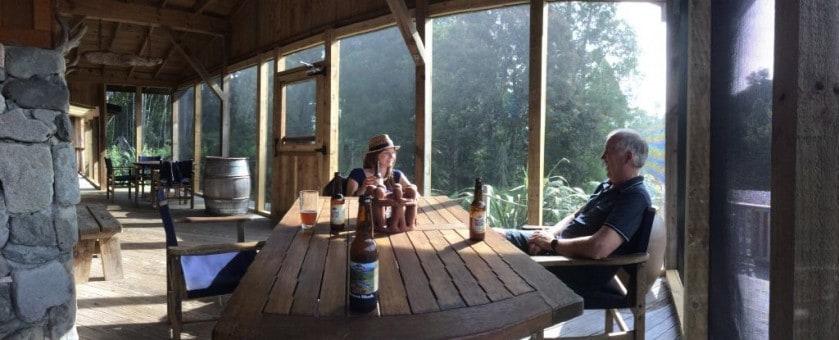 Rough and tumble bush lodge