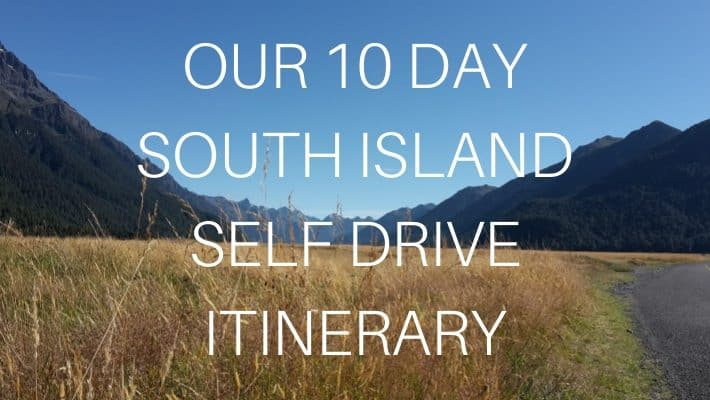new zealand itinerary 2 weeks 10 days travelling the. Black Bedroom Furniture Sets. Home Design Ideas