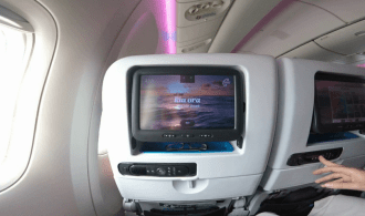 Our Review of flying with Air New Zealand