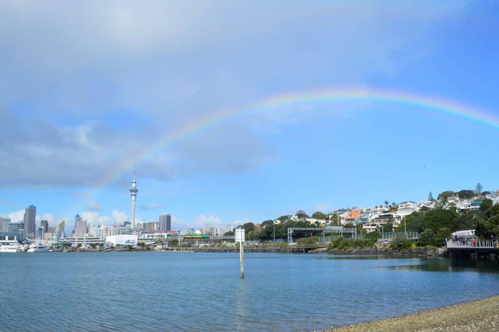 Going NZ goodbye auckland