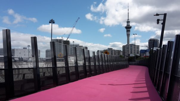 Auckland has the best cycle lanes