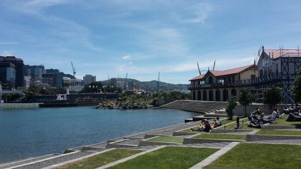 Wellington's Waterfront is world class!