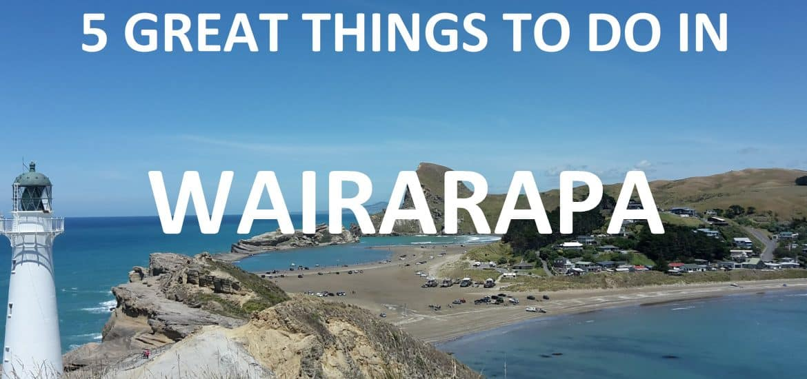 WAIRARAPA GOING NZ