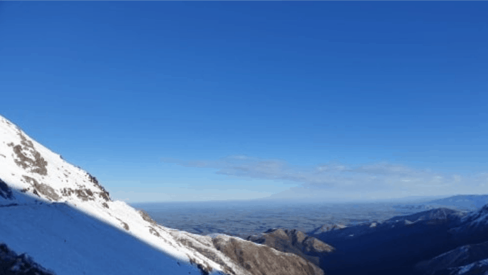 Skiing in New Zealand; Mt Hutt, Treble Cone & Porter Heights