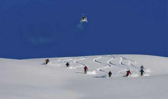 heli ski new zealand