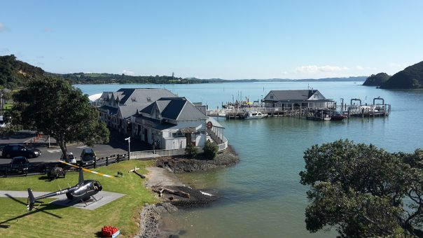Paihia Ferry Terminal & Tourist Information Centre