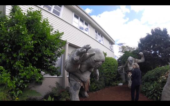 Hobbiton Going NZ