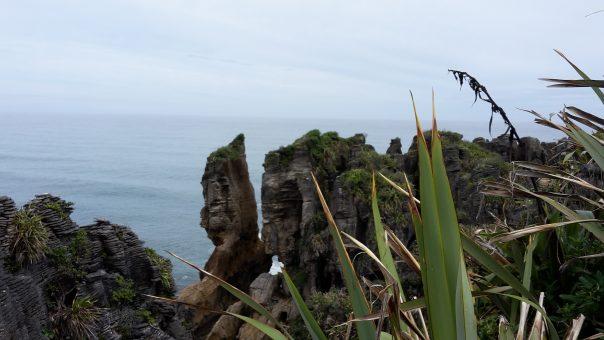 Pancake Rocks Going NZ