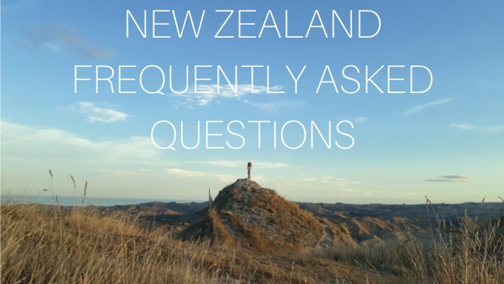 NEW ZEALAND FREQUENTLY ASKED QUESTIONS