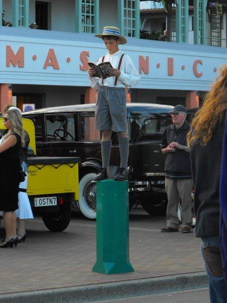 Napier Art Deco Festival