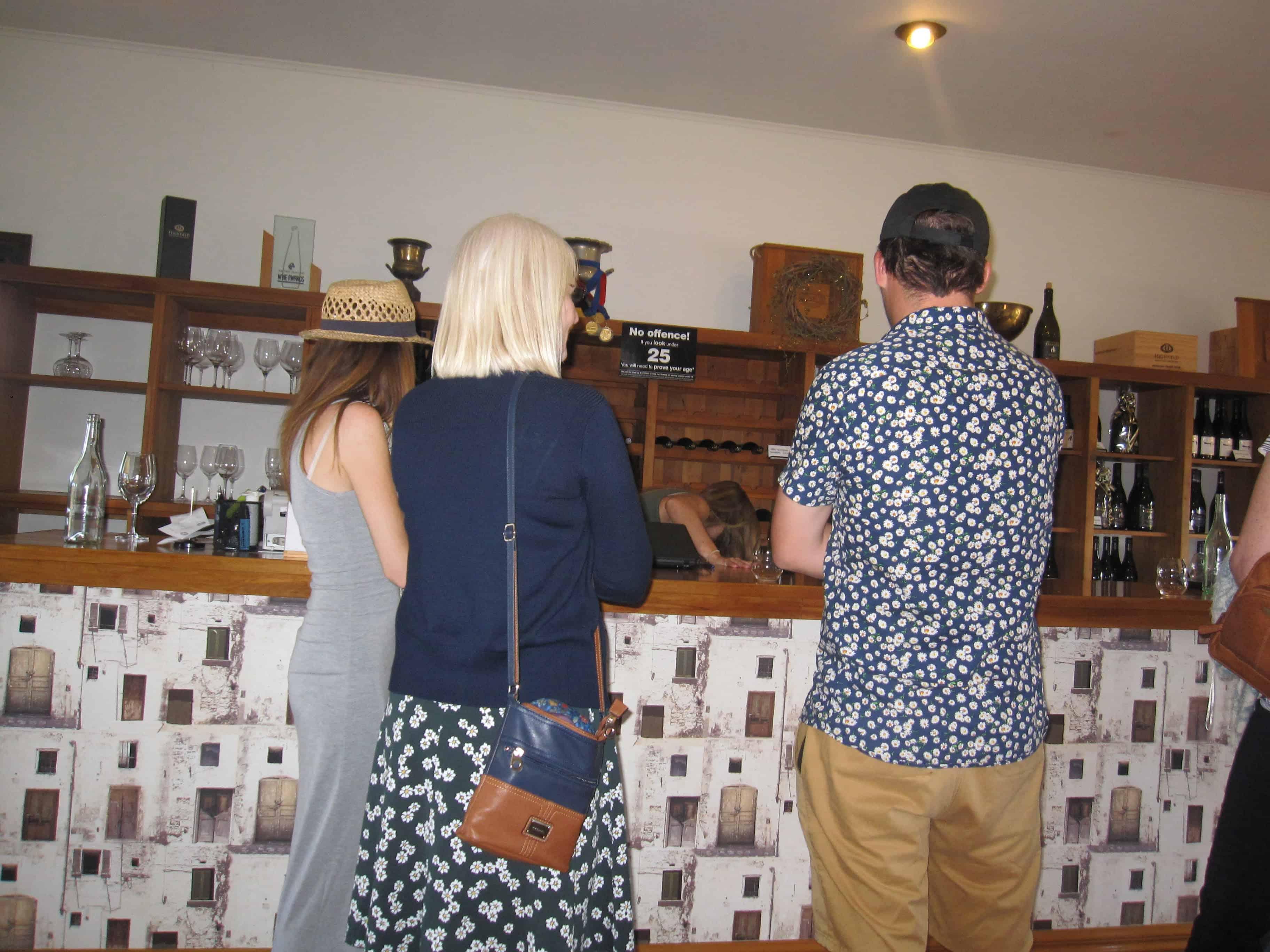Wine Tasting in Blenheim