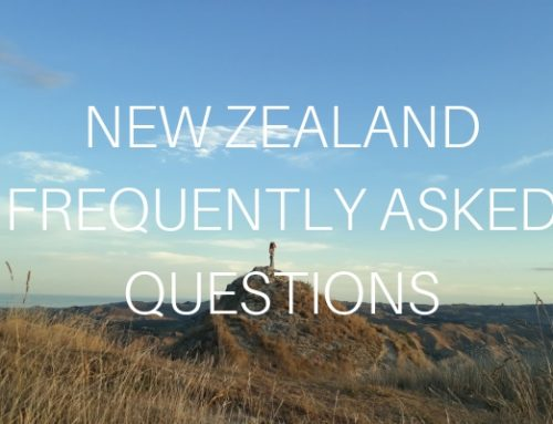New Zealand | Frequently Asked Questions