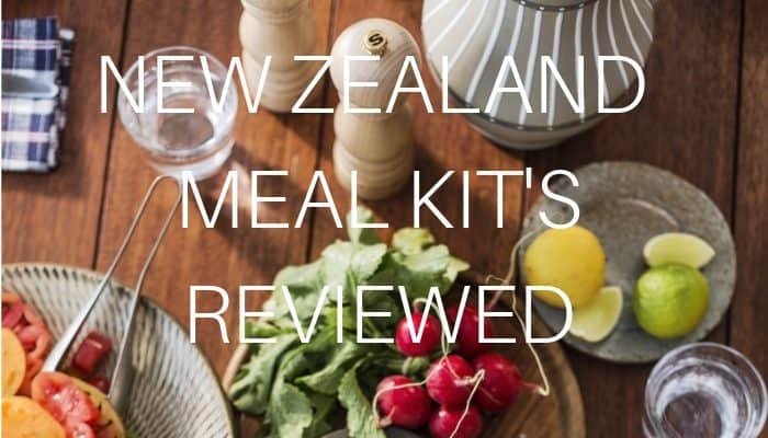 Review of NZ Meal Kit Delivery Services