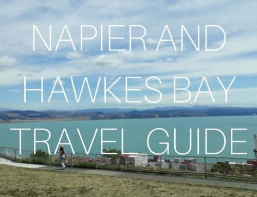 Napier & Hawkes Bay Travel Guide