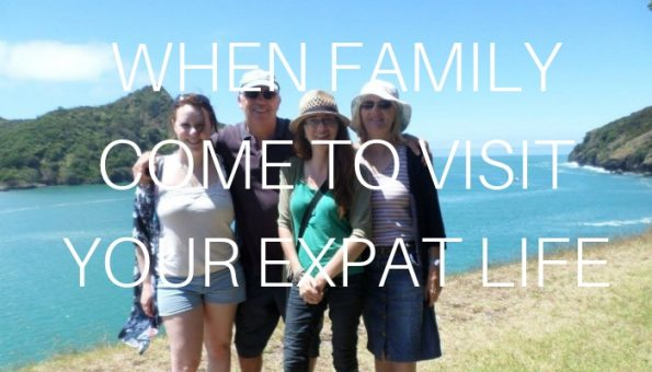 WHEN FAMILY COME TO VISIT