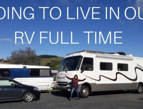 "Life Update: Living in our RV Full Time  – We are going to live ""Off Grid"""