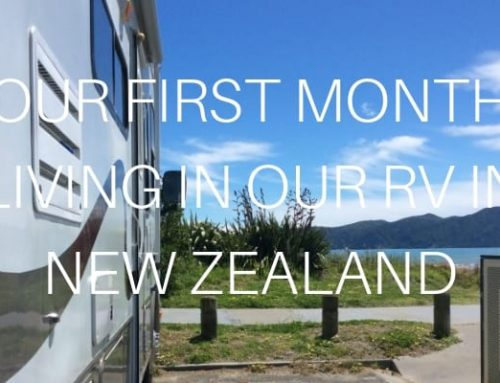 14 days Off Grid – Our first month living in our RV in New Zealand
