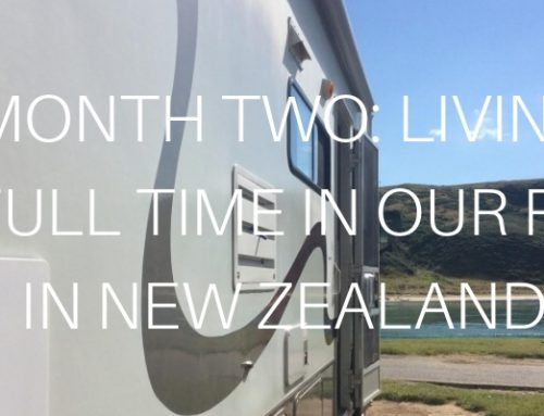 Living in our RV Full Time: Where We Have Been and What We Have Learnt – Month Two.