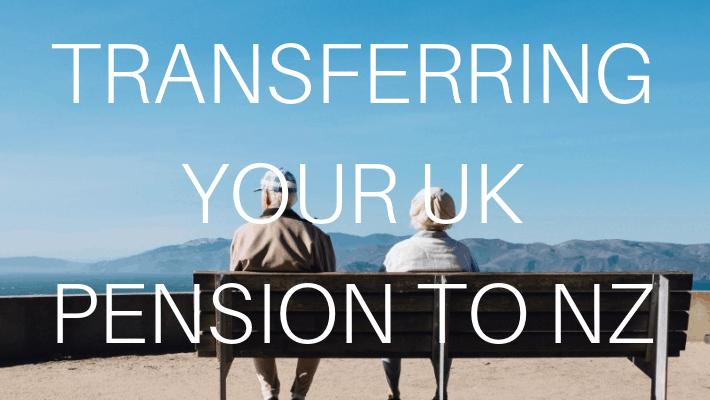 TRANSFERRING UK TO NZPENSION