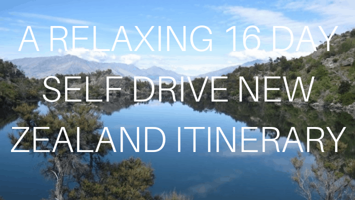 16 DAY SELF DRIVE ITINERARY