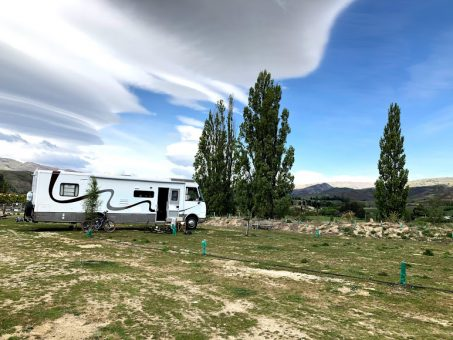 freedom camping nz